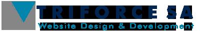 Triangular Force SA Website Development Logo